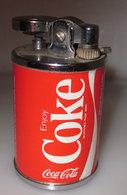 ACCENDINO ANNI `80 MINI LATTINA COCA COLA - Encendedores