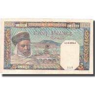 Billet, Algeria, 100 Francs, 1942, 1942-08-03, KM:88, SUP+ - Algérie