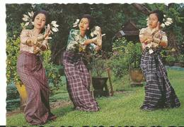 Thailande To Massenge Dari Mandar Sulawesi - Thailand