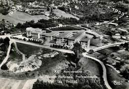 Dép 63 - Thiers - Anniversaire De L'école Nationale Professionnelle 1933 - 1953 - Semi Moderne Grand Format - état - Thiers