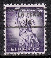 USA Precancel Vorausentwertung Preo, Locals Texas, La Feria 841 - Vereinigte Staaten