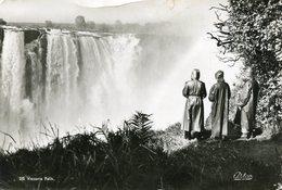 Rhodesia & Nyasaland - Victoria Falls - Zimbabwe
