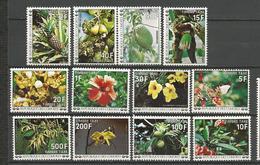 TAXE N° 6 à 17  NEUF**  SANS CHARNIERE  / MNH - Comoros