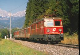 Elektro -  Personenzuglokomotive 1046 020 - 2 - Trains