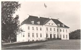 POSTAL    AARHUS  -DINAMARCA  - MARSELISBORG SLOT  (CASTILLO DE MARSELISBORG) - Dinamarca