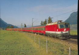 Elektro -  Schnellzuglokomotive 1044 240 - 8 - Trains