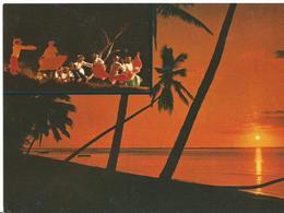 Mauritius Sega Dance And  Sunset - Maurice