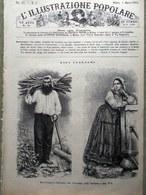 L'illustrazione Popolare 4 Marzo 1883 Richard Wagner Nikolas Lenau Kensington - Before 1900