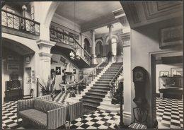 The Hall, Arlington Court, Near Barnstaple, Devon, C.1960s - National Trust RP Postcard - England
