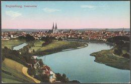 Totalansicht, Regensburg, Bayern, C.1920s - Andro-Verlag AK - Regensburg