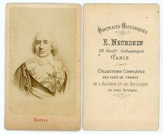 PHOTO 85mm X 55mm Paul De Barras, Dit Le Vicomte De Barras, Puis Paul Barras, Né Le 30 Juin 1755 à Fox-Amphoux Et Mort L - Historical Documents