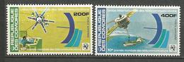 PA N° 145 ET 146  NEUF**  SANS CHARNIERE  / MNH - Comoros