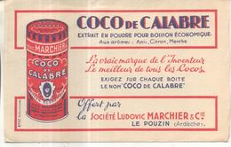 Buvard Coco De Calabre - Buvards, Protège-cahiers Illustrés