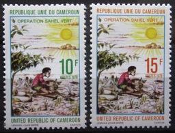 CAMEROUN                N° 627/628             NEUF** - Cameroun (1960-...)