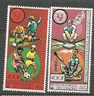 PA N° 177 ET 178  NEUF**  SANS CHARNIERE  / MNH - Comoros