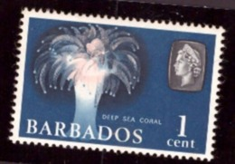 Barbados - 1965 Marine Life # MNH # - Barbades (1966-...)