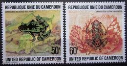 CAMEROUN                N° 621/622             NEUF** - Cameroun (1960-...)