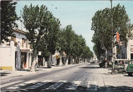 ST MARTIN DE CRAU  AVENUE DE LA REPUBLIQUE (dil397) - France