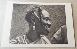 Tchad - Scarification - Femme De Goulfa Région Du Lac Tchad - Tchad