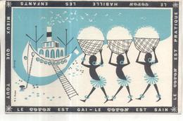 Buvard : Coton - Buvards, Protège-cahiers Illustrés