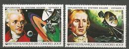 PA N° 175 ET 176  NEUF**  SANS CHARNIERE  / MNH - Comoros