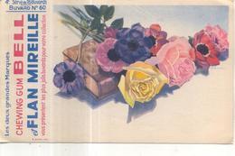 Buvard : Flan Mireille - Buvards, Protège-cahiers Illustrés