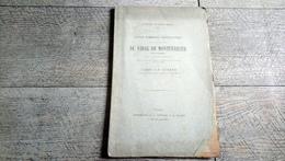 Notice Sommaire Généalogique De La Maison Du Vidal De Montferrier En Languedoc De Ténard 1887 Généalogie - Languedoc-Roussillon