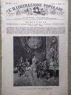 L'illustrazione Popolare 27 Maggio 1883 Russia Moscha Schulze-Delitzsch Manzoni - Before 1900