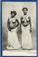 CPA Nu Féminin Femme Nue Ethnic Nouvelle Calédonie New Calédonia La FOA Non Circulé - Nouvelle-Calédonie