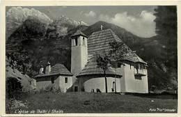 Pays Div : Ref M546- Albanie - L Eglise De Thethi I Shales - Carte Bon Etat  - - Albanie