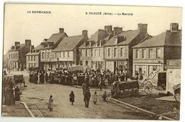 La Normandie CEAUCE (Orne) Le Marché Ed. Levasseur 2 - France