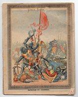 Cahier D'écolier Avec Couverture Illustrée: BATAILLE DE COCHEREL (PPP9072) - Blotters