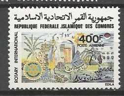 PA N° 163  NEUF**  SANS CHARNIERE  / MNH - Comoros