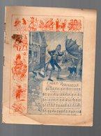 Cahier D'écolier Avec Couverture Illustrée: CADET ROUSSELLE (PPP9073) - Blotters