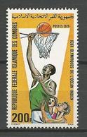 N° 286  NEUF**  SANS CHARNIERE  / MNH - Comoros