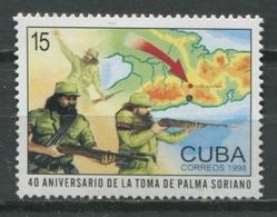 Cuba 1998 / Palma Soriano MNH / Cu9127  C3 - Cuba