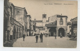 ITALIE - LOMBARDIA - DESENZANO DEL GARDA - Piazza Umberto I. - Autres Villes