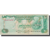 Billet, United Arab Emirates, 10 Dirhams, 2001, 2001, KM:20b, TB - Emirats Arabes Unis
