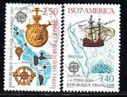 N° 2755 / 2756 - 1992 - France