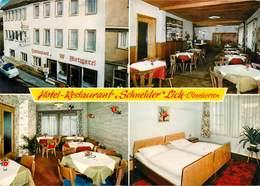 CPSM Lich-Hotel Restaurant Schneider                             L2654 - Lich