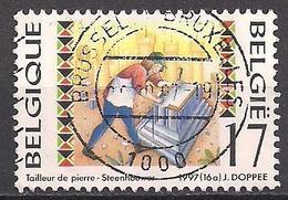 Belgien  (1997)  Mi.Nr.  2773  Gest. / Used  (10bc04) - Belgium