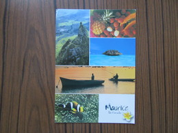 Ile Maurice                                 Ile Paradis                                    Multivues - Maurice