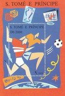 Santo Tome Y Principe Hb 163A - Sao Tome And Principe