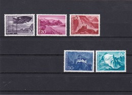 Liechtenstein, Nr. 381/85** (T 7515) - Liechtenstein
