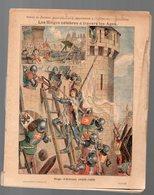 Cahier D'écolier Avec Couverture Illustrée: SIEGE D'ORLEANS 1428-9 (PPP9085) - Blotters