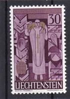 Liechtenstein, Nr. 380** (T 7521) - Liechtenstein