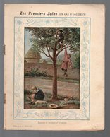 Cahier D'écolier Avec Couverture Illustrée : PREMIERS SOINS: ENTORSE  (PPP9090) - Blotters