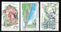 N° 2763 / 2765 - 1992 - France