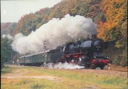 Dampflokomotive 50 2740 - Trains
