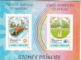 Santo Tome Y Principe Hb 40 - Sao Tome And Principe